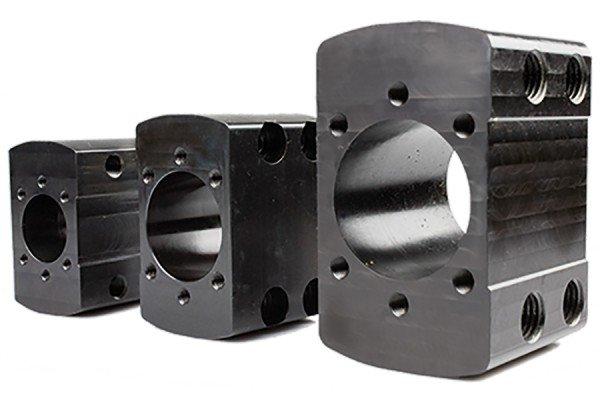 Gehäuse - kompakte Stahlgehäuse - WBG40-000