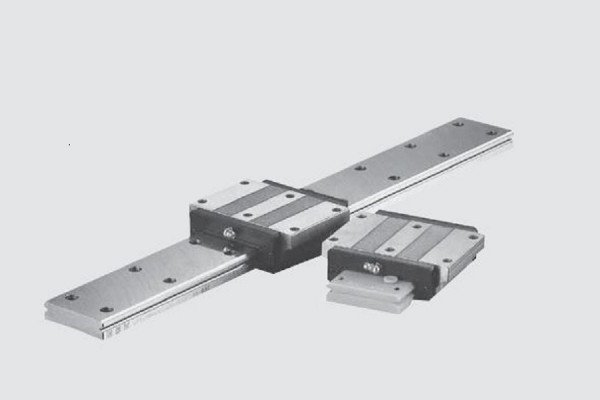 NSK-Schienenführung - Flanschwagen, Breitführung - breit, flach - LAW35ELZ