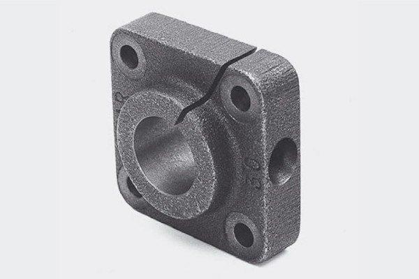 Kugelbuchseneinheit - Flanschwellenhalter - FH56-020