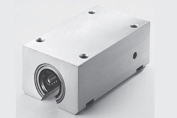 Kugelbuchseneinheit - Tandem-Lagereinheit - offen - TE33-850