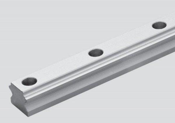 C-Schienenführung - Profilschiene - C25a