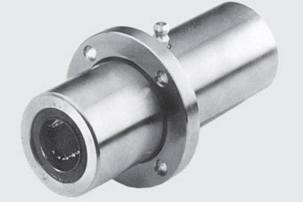 Mittenflansch-Dreifachkugelbuchse - TS02-330