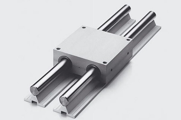 Kugelbuchseneinheit - Viererblock - offen - VB45-840