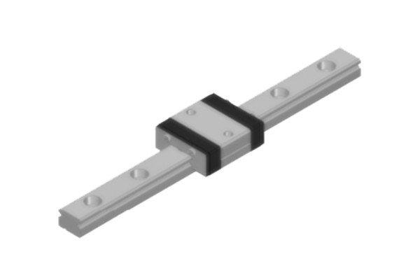 TRETTER-Miniaturführung - Standardwagen - kompakt - TM-20C