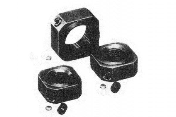 Sicherungsmutter - WBK15L-01
