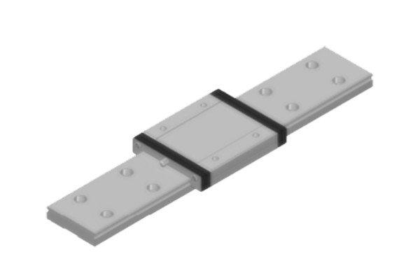 TRETTER-Miniaturführung - Breitwagen - lang - TMW-12L
