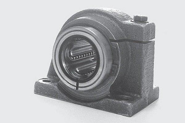 Kugelbuchseneinheit - Lagereinheit - geschlitzt - LE66-280