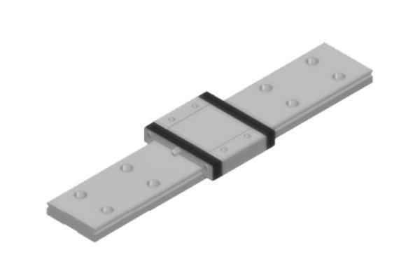TRETTER-Miniaturführung - Breitwagen - TMW-12N