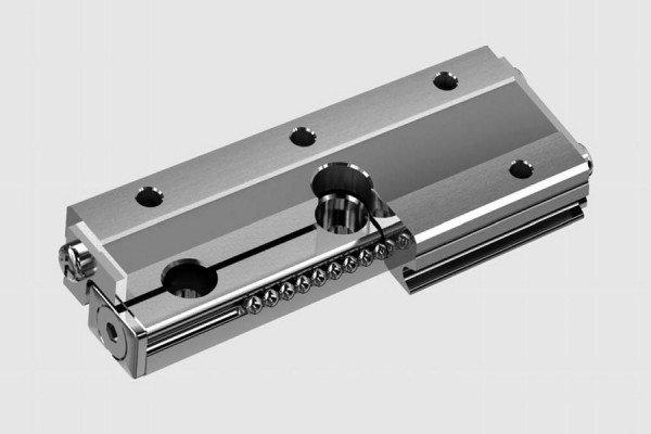 Miniatur-Schienenführung - Präzisions-Miniatur-Rolltisch - ST12-094